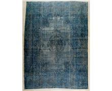 שטיח וינטג' כחלחל