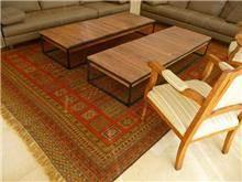 שטיח בגוונים חומים