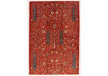 שטיח בורדו מרשים - שטיחי אלי ששון