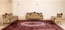 שטיח וינטג' בורדו