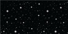 הדפס זכוכית כוכבים