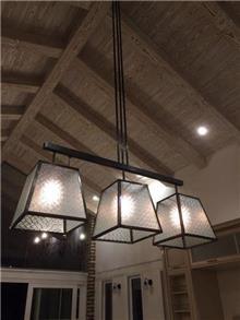 מנורה בהזמנה אישית - אופק תאורה חוץ ופנים