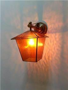 תאורת גן פגודה - אופק תאורה חוץ ופנים