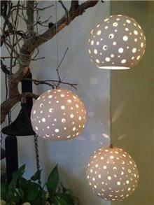 כדורים תלויים - אופק תאורה חוץ ופנים