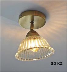 גוף תאורה צמוד תקרה - אופק תאורה חוץ ופנים