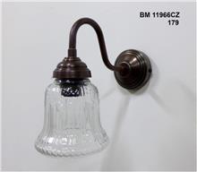 מנורת קיר זכוכית - אופק תאורה חוץ ופנים