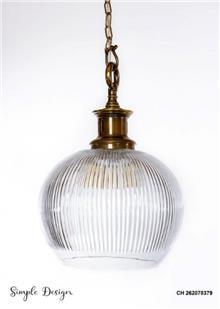 מנורת תלייה CH262078379 - אופק תאורה חוץ ופנים
