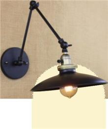 מנורת קיר מתכווננת  - אופק תאורה חוץ ופנים
