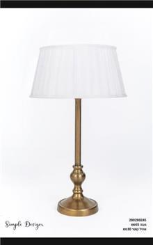 מנורה דגם 50041 - אופק תאורה חוץ ופנים
