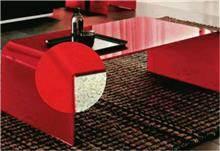 שולחן סלון מזכוכית