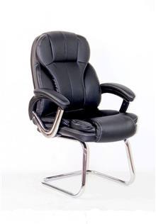 כסא המתנה שחור