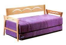 מיטת על קל סגולה
