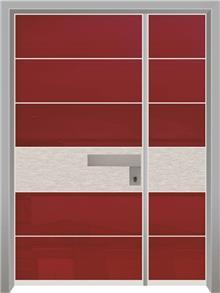 דלת כניסה מסדרת יהלום דגם 1051