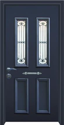 דלת כניסה מסדרת יווני דגם 2509