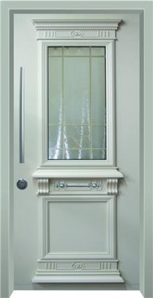 דלת כניסה מסדרת יווני דגם 6009