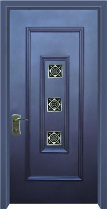 דלת כניסה מסדרת קלאסית דגם 2501