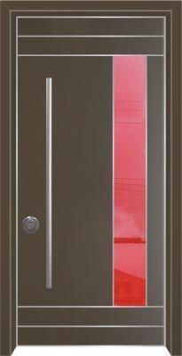 דלת כניסה מסדרת כפיר דגם 9018