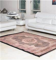 שטיח סהרה מדליון שחור