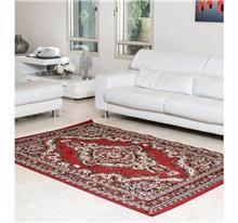 שטיח פולי מדליון אדום