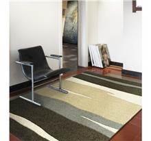 שטיח אבסטרקטי בז' אפור