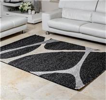 שטיח ריאליטי פסים אפור