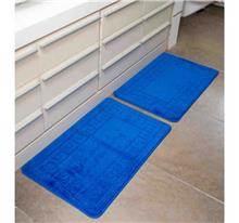 שטיחון מונו כחול
