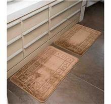 שטיחון מונו חום בהיר