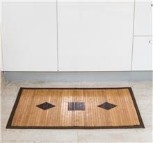 שטיח במבוק טבעי ריבועים