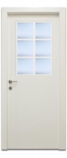 דלת בסגנון יפני - דלתות אלון