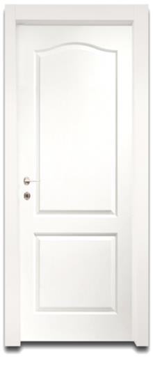 דלת 2 פאנל קשת - דלתות אלון