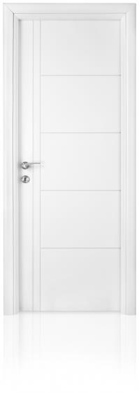 דלת חריצים אורך ורוחב - דלתות אלון