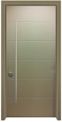 דלת כניסה עדן זהב - דלתות אלון
