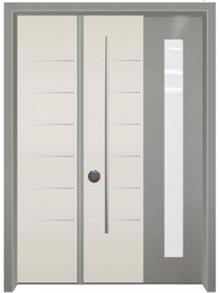 דלת פיניקס רחבה - דלתות אלון
