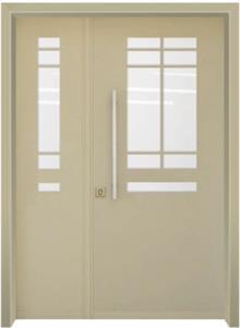 דלת פיניקס בהירה - דלתות אלון