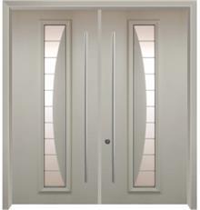 דלת מרקורי שמנת - דלתות אלון