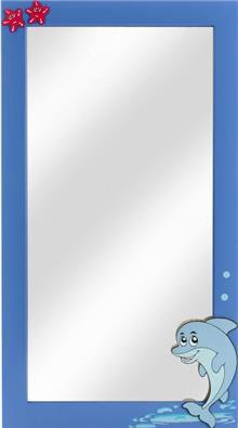 מראה כחולה - קוקולה