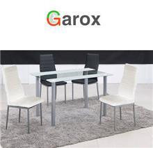 פינת אוכל ZEBRA WHITE - עודפים - Garox