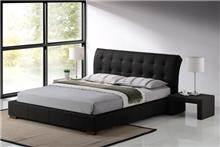 מיטה זוגית מרופדת LUCIANO - Garox