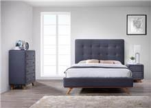 מיטה זוגית ALMA - Garox