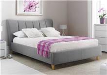 מיטה זוגית עם ארגז מצעים TERESA