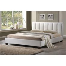 מיטה זוגית דגם Merlin מעור אמיתי