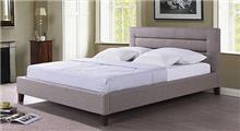 מיטה זוגית דגם LINEA מרופדת