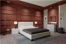 חדר שינה קומפלט דגם MERLIN