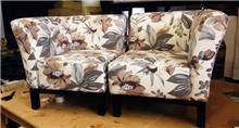 כורסא דגם תאומים - בית אלי - אולם תצוגה לרהיטים