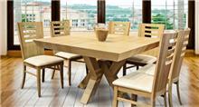שולחן אוכל Square - בית אלי - אולם תצוגה לרהיטים