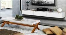 סט מזנון ושולחן אלבה - בית אלי - אולם תצוגה לרהיטים