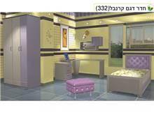 חדר ילדים שירלי - בית אלי - אולם תצוגה לרהיטים