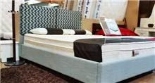 מיטה מרופדת מליסה - בית אלי - אולם תצוגה לרהיטים