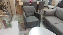 כורסא אפורה - בית אלי - אולם תצוגה לרהיטים