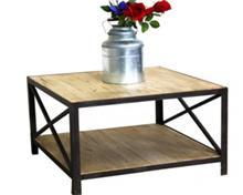 שולחן קפה לסלון - ליד הצריף